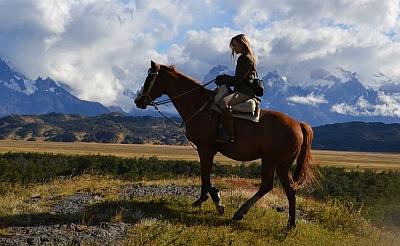 Torres del Paine horseback