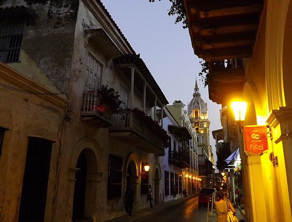 Cartagena Colombia tour