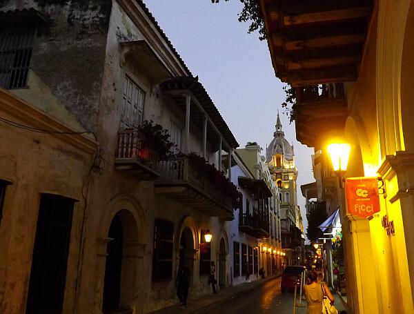 Cartagena Colombia tour