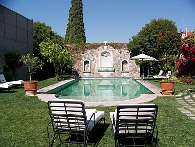 Casa de Sierra Nevada Casa Palma