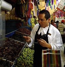 Sierra Nevada Sazon market tour