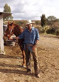 Coyote Canyon's Rodrigo Landeros