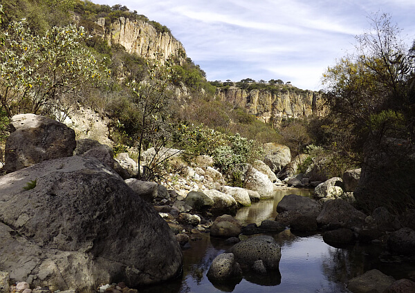 San Miguel Coyote Canyon tours