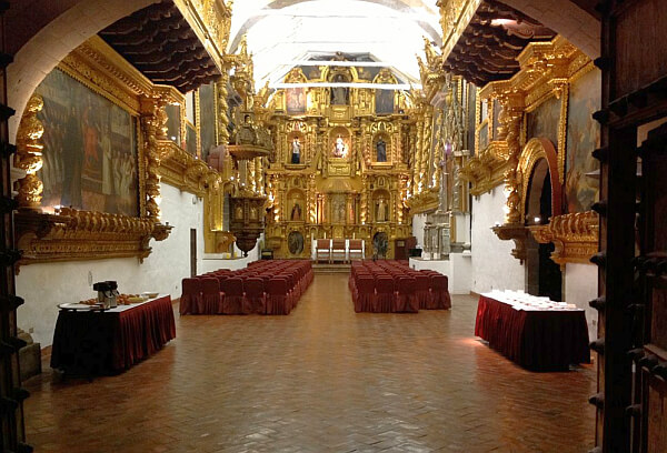 Nazarenes chapel
