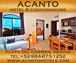Playa del Carmen condo hotel