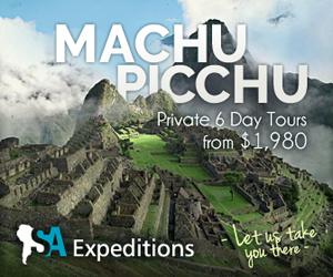 Peru private tour