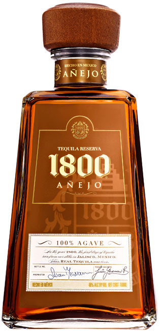 1800 anejo tequila a premium bargain