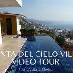 Punta del Cielo video tour Puerto Vallarta