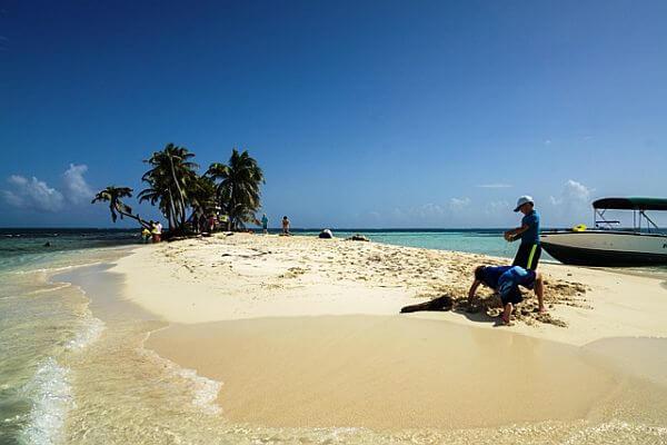 Silk Caye Belize