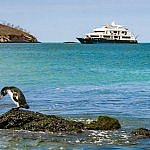 small ship Galapagos luxury tour