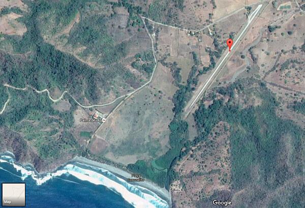 Punta Islita airstrip
