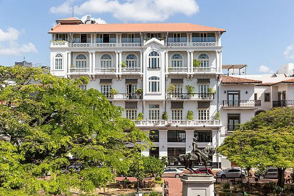 luxury hotel casco viejo