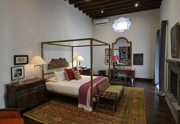 luxury boutique hotel San Miguel de Allende