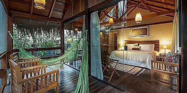 Brazil honeymoon jungle lodge