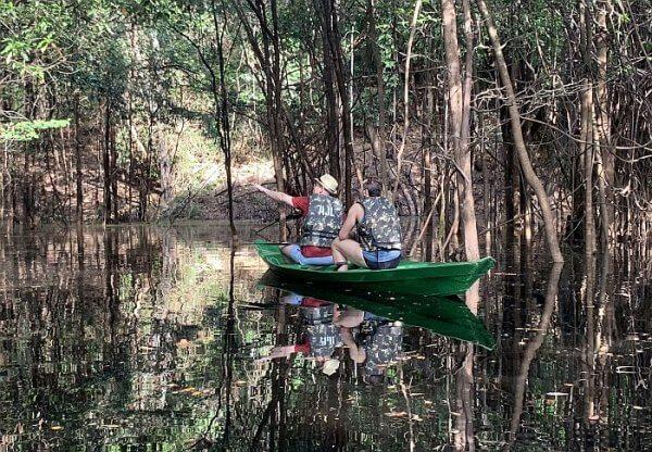 Brazil Amazon vacation
