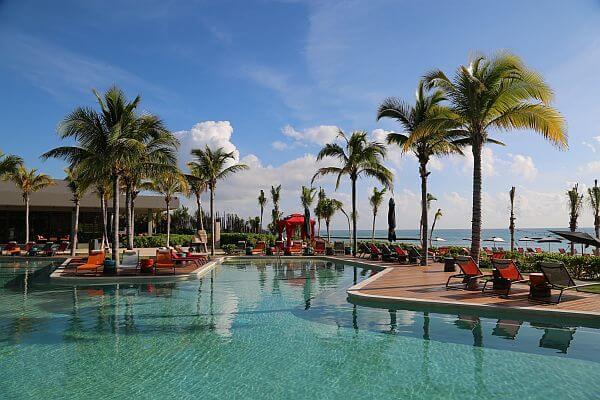 Andaz Mayakoba Resort Riviera Maya Mexico