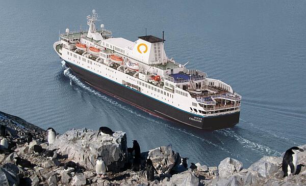Ocean Endeavor cruise