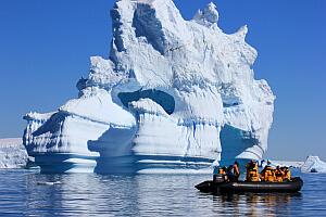 white continent iceberg zodiac