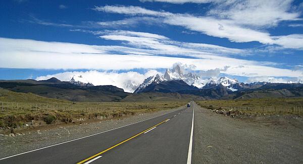 Patagonia drive