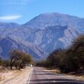 Argentina road trip Cafayate