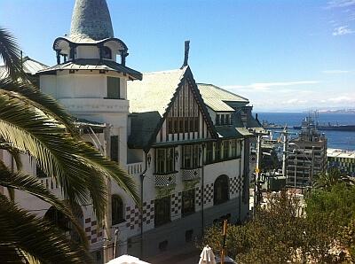 Palacio Astoreca luxury hotel