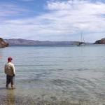 Baja Sur Mexico bay