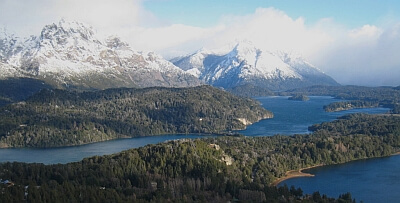 bariloche lake views