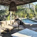 Be Tulum suite with plunge pool