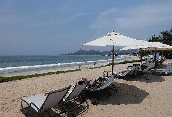 Punta Mita beach clubs