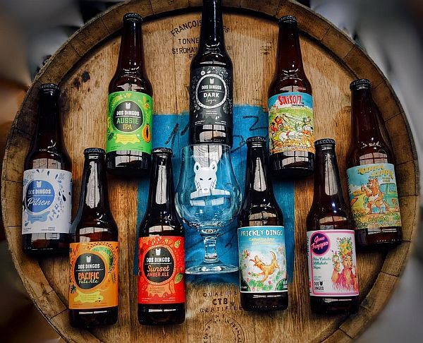South American craft beer from Argentina