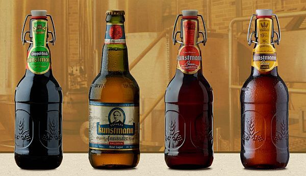 craft beer from Chile