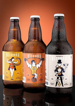 Uruguay beer Bizarra