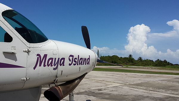 Fly Belize Maya Island Air