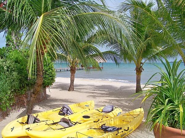 luxury belize vacation