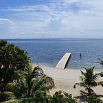 Belize luxury real estate view
