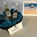 welcome rum at Placencia resort