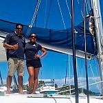 private luxury yacht charter in Belize