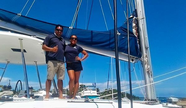 private luxury yacht tour charter in Belize