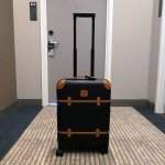 Bric's luggage review Bellagio suitcase