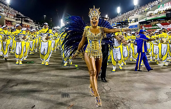 Brazil Carnival trip