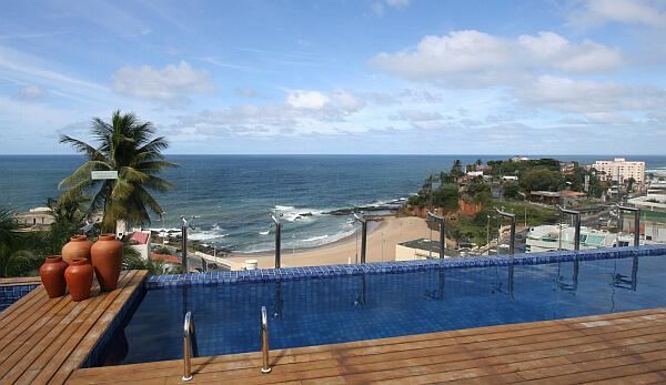 Brazil beach resort