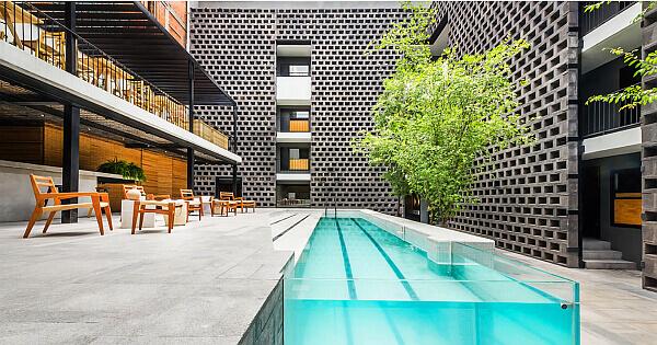 Hotel Carlota Mexico review