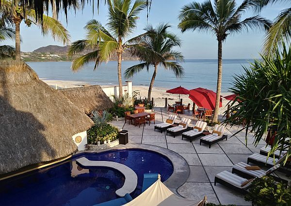 Punta de Mite luxury boutique resort all-inclusive