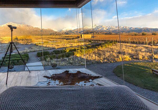 Casa de Uco Mendoza, one of the best Mendoza winery hotels
