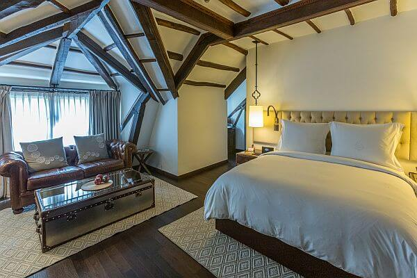 Bogota Casa Medina Four Seasons suite