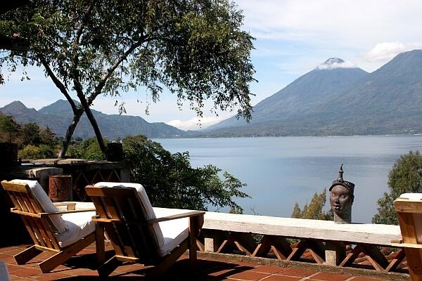Casa Polopo Guatemala
