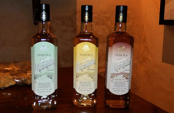 Tequila Cascahuin from Jalisco in Mexico
