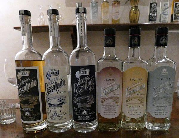Cascahuin tequila Jalisco