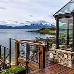 luxury hotel Ushuaia Argentina