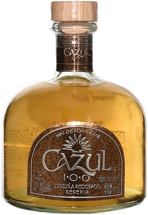 cazul 100 tequila review